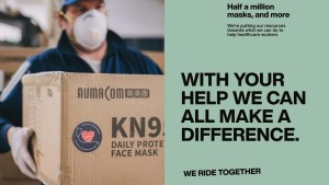 Burton Snowboards To Donate 500,000 N95 Respirator Masks