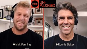 Mick Fanning and Ronnie Blakey Talk WSL Amid Covid-19