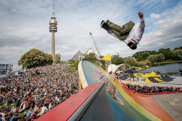 Jake Ilardi Red Bull Roller Coaster 2019