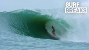 Luke Davis Scores Awesome Surf in Panama