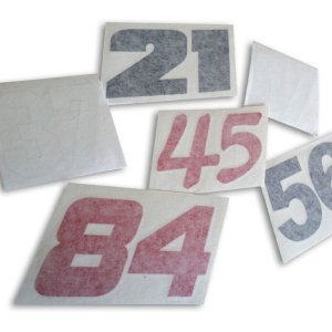 Made To Size Race Numbers
