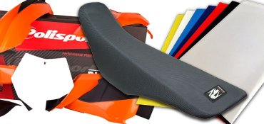 Accessory Products (Seat Covers, Plastics, Protection)
