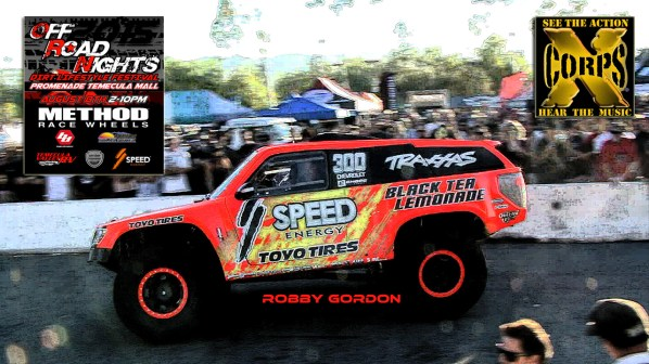 Xcorps Action Sports #61 Off Road Nights - Poster3