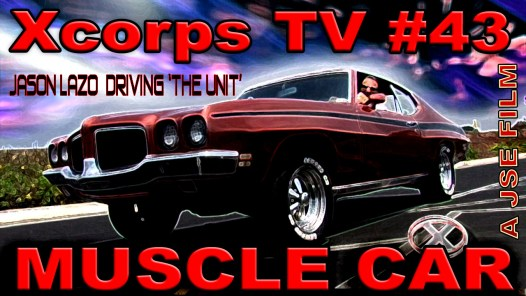 Xcorps43MuscleCarPOSTER1
