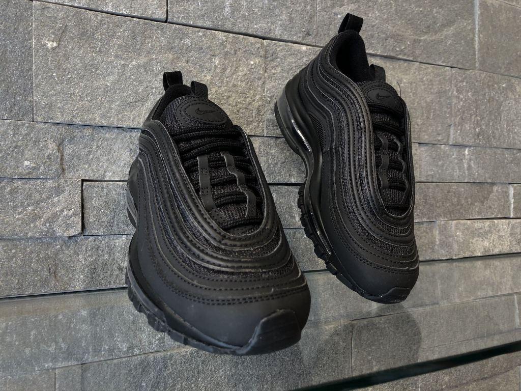 Adidasi Nike Air Max 97 (GS) Negru AV4149-001