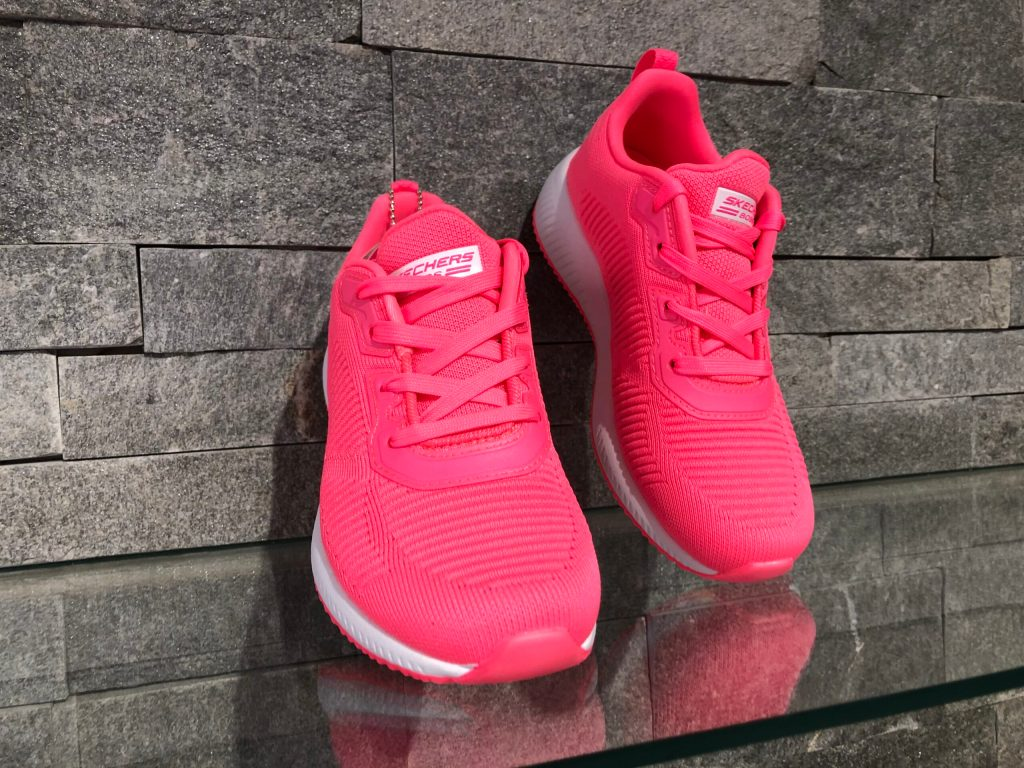 Pantofi Skechers Glowrider Roz 33162-NPNK