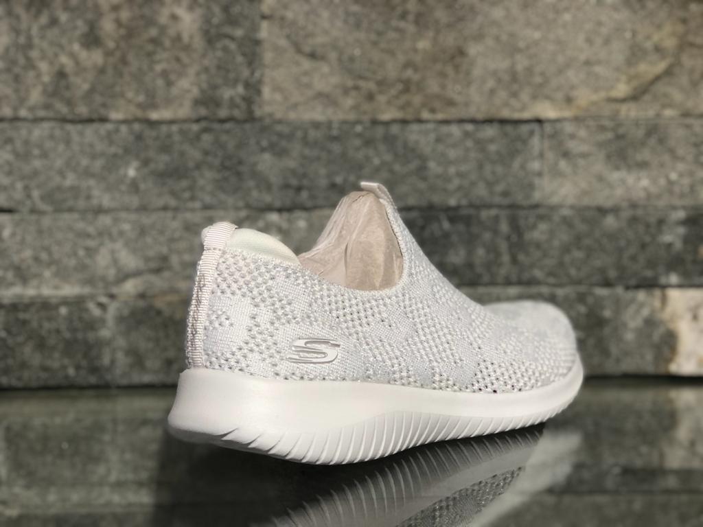 Pantofi Skechers Talker Alb 149009-WSL