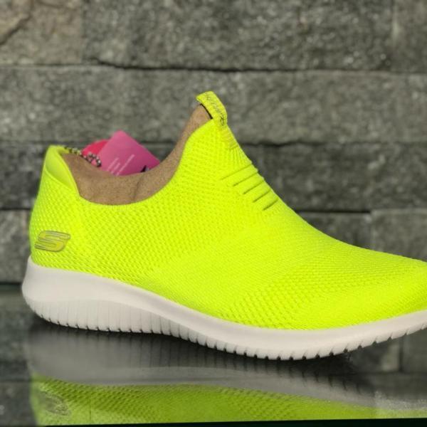 Pantofi Skechers Candy Galben 149047-NYEL