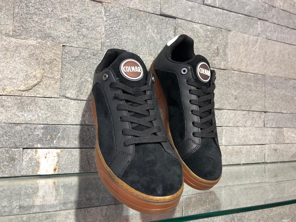 Pantofi Colmar Bradbury K-1 Negru 048