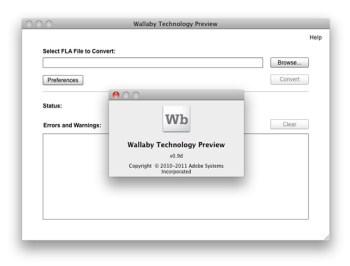 Adobe Wallaby, ahí vamos!