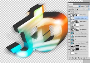 Efecto 3D en Illustrator CS5