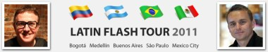 Latin Flash Tour 2011 – México