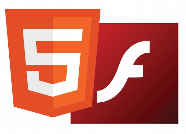 Google Ads convierte banners Flash hacia HTML5
