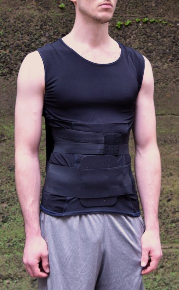 Train Healthy Posture and Alignment with our RecoveryAid Rx Posture Training Brace