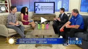 First Coast Living TV Interview on ActivArmor at JOI