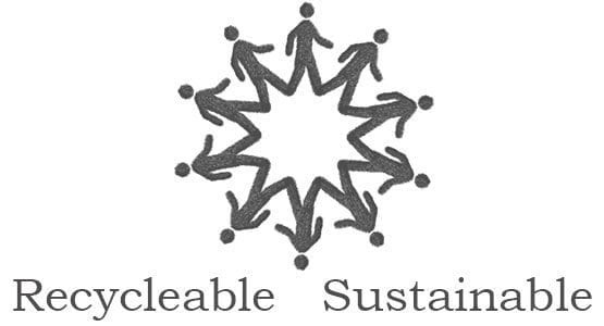 Recycleable Sustainable