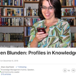 Profiles in Knowledge