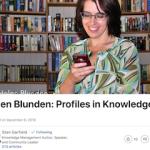 Profiles in Knowledge