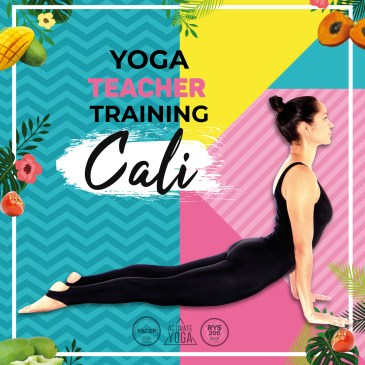 YOGA 200HR TEACHER TRAINING CALI – NOVIEMBRE 2019