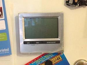 Jen's kitchen timer