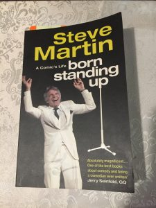 Steve Martin worked hard and long to be an overnight success