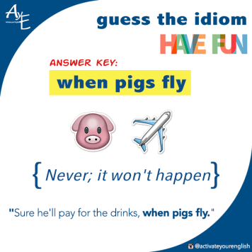 KEY to idiom 3