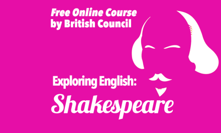 Free Online Course ~ Exploring English: Shakespeare
