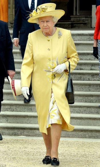 Queen's Famous Lemon Coat