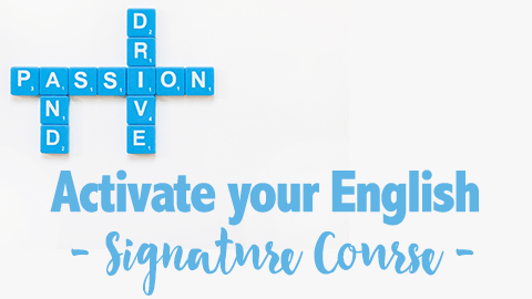 Welcome to your NEXT LEVEL in English!