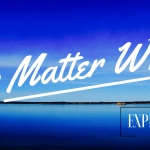 Expression of the day: NO MATTER WHAT