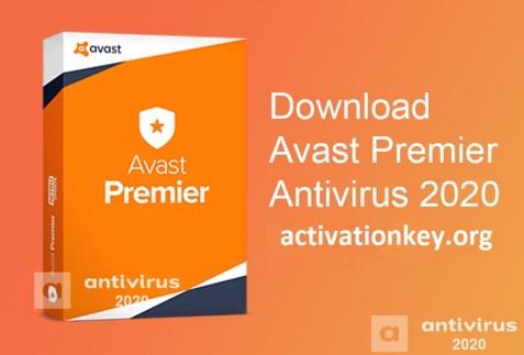 Avast Premier 2021 Crack + Activation Code (Till 2050)