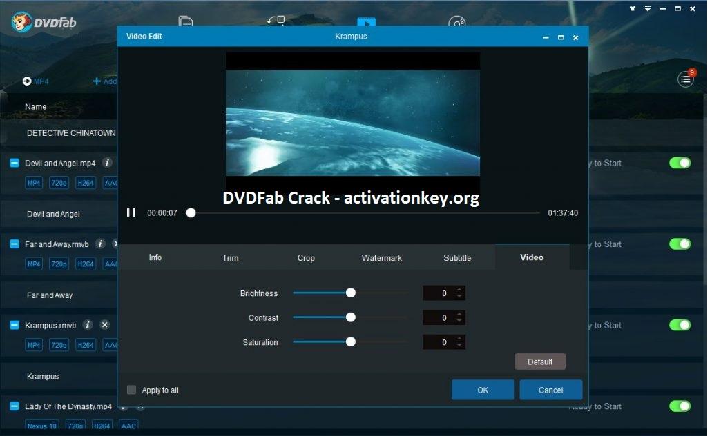 DVDFab 11.0.7.0 Crack With Keygen Full 100% Working