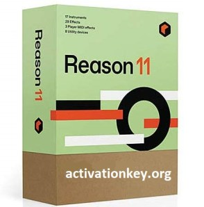 Reason 11.1 Crack Torrent With Activation key 2020 (Latest)