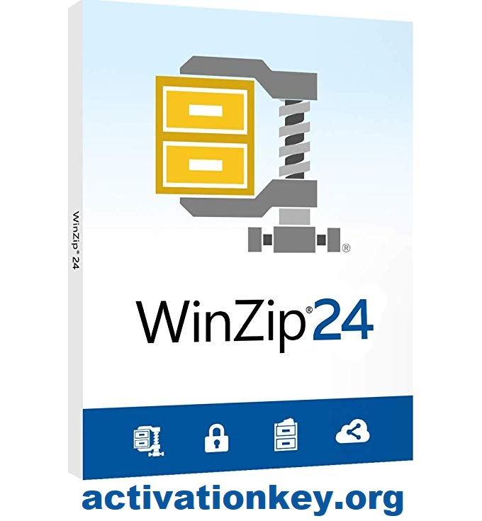 WinZip Pro 24 Crack with Activation Code Free Download