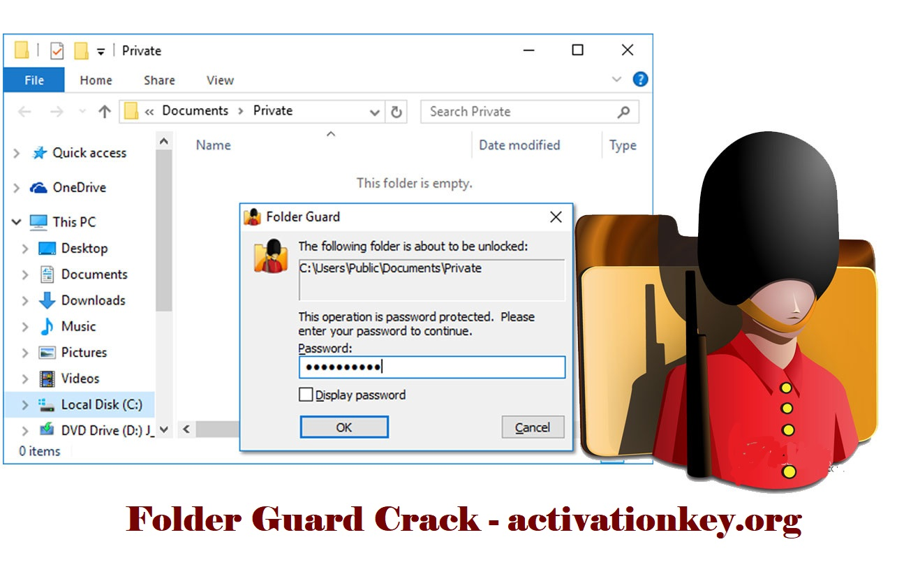 Folder Guard 18.7.0 Crack With License KEY Free Download