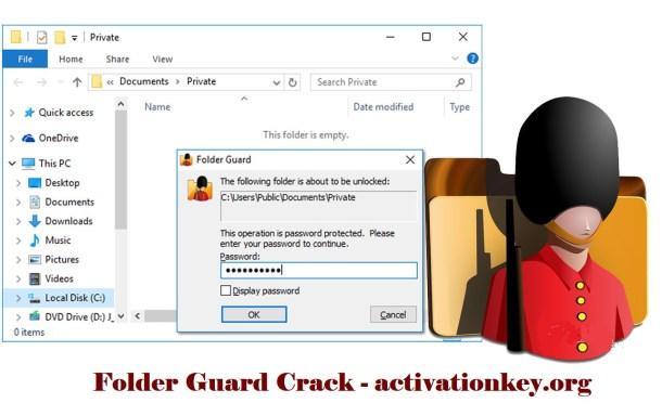 Folder Guard 18.7.0 Crack With License KEY Free Download