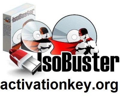 IsoBuster 4.5 Crack Keygen & Serial Number Download [Windows]