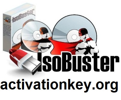 IsoBuster 4.5 Crack Keygen & Serial Number Download [Windows]