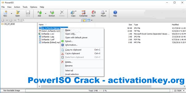 PowerISO Crack + Registration Code 2020 [32/64 Bit]