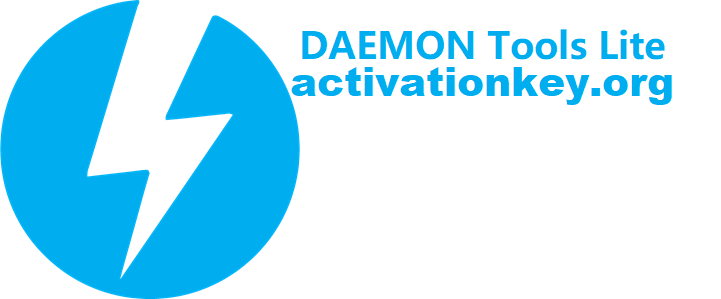 DAEMON Tools Lite 10.12 Crack + Serial Number (Activation Key)