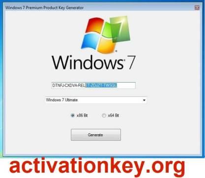 Windows 7 Crack Full Download + Activator 2020 [32/64-bit]