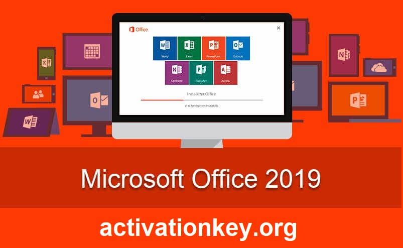 Microsoft Office 2019 Crack With Activation KEY Free Download