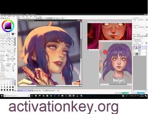 Paint Tool SAI 2 Crack Full Version Download (Torrent) (2020)