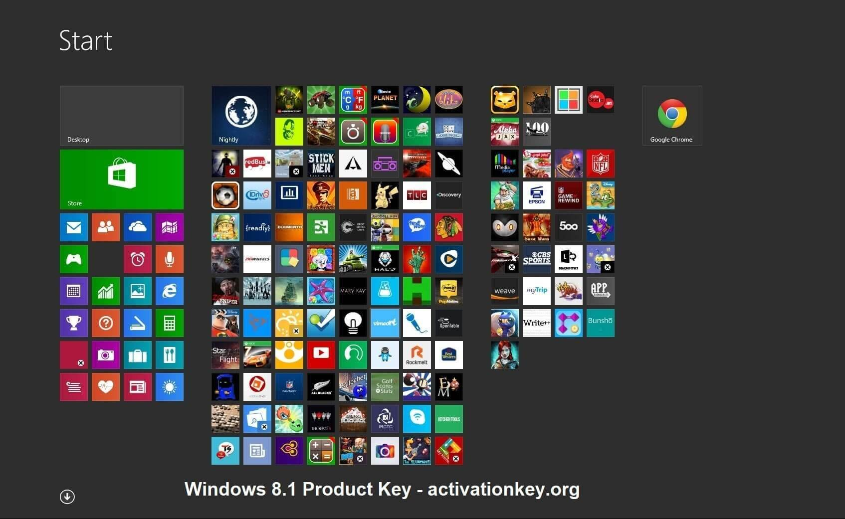 Windows 8 1 Product Key  U0026 Activation Code  All Versions 2020