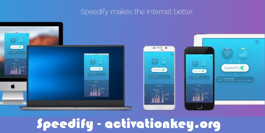 Speedify 9.9.0 Unlimited VPN Crack incl License Key Full 2020