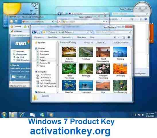 Windows 7 Product Key 32/64 bit (100% Working) [Free 2020]