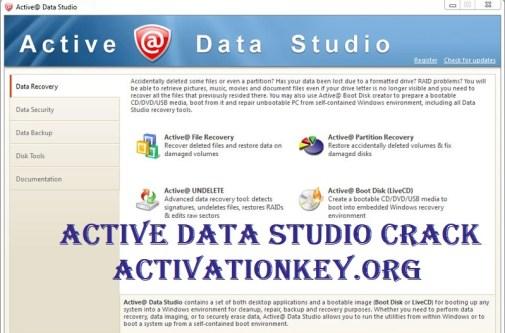 Active Data Studio 16.0.0 Crack + Final [Latest Version]