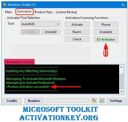 Microsoft Toolkit Windows & Office [2020]