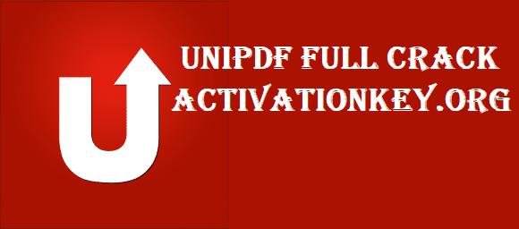 UniPDF Full Crack with License Key Lifetime {Activator}