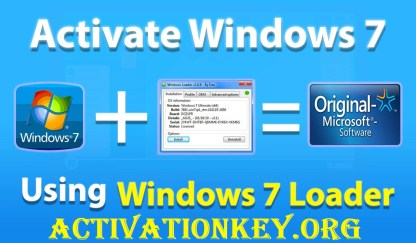 Windows 7 Loader v2.2.2 By Daz Windows [2020]